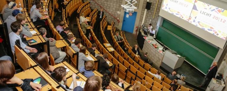 Hörsaal LICHT 2012