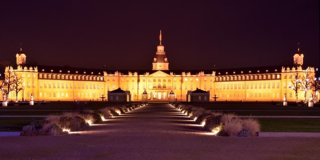 Schlosslichtspiele Karlsruhe 2021 Uhrzeit
